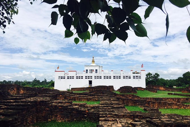 Get to know history of Lumbini with local Guide