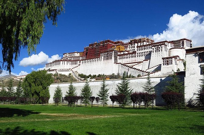 4-Day Private Short Tour of Lhasa City Higlights