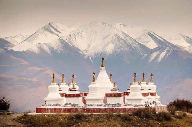 5 Days Pilgrimage Tour to Ganden Monastery & Drak Yerpa Hermitage