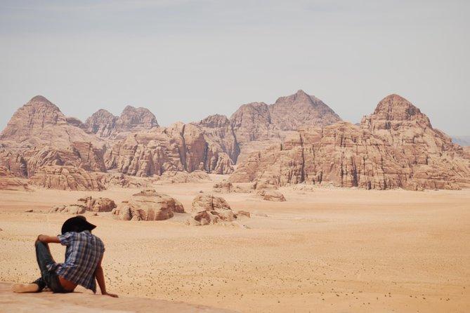 Excursão de 3 dias por Petra, Wadi Rum e Jordânia saindo de Jerusalém