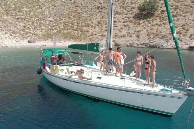 Sailing Vacation in the Aegean, Greece (8 days)