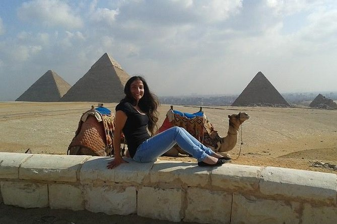 Private Day Tour Giza and old Cairo