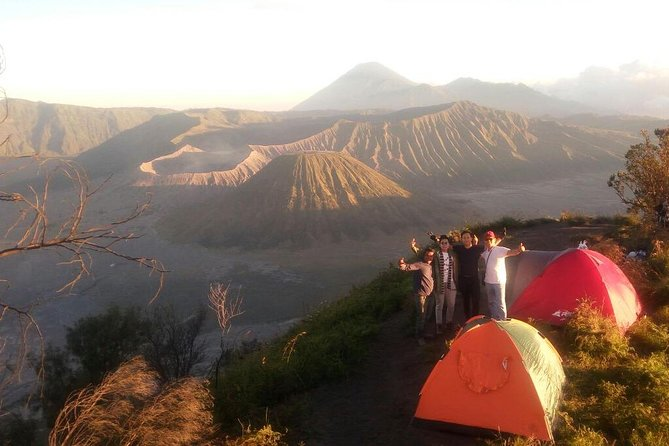Mount Bromo Camping And Waterfall