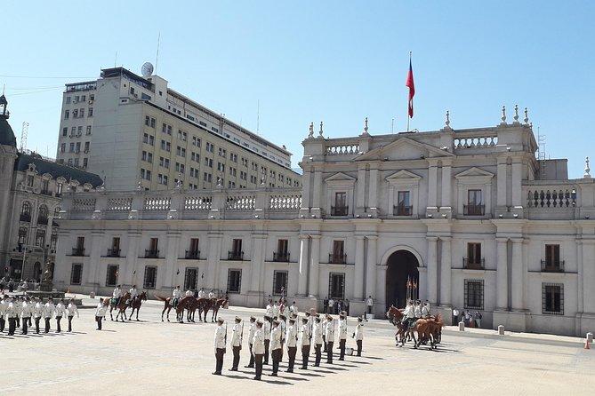 Private Santiago Historic Landmarks Walking Tour including San Cristobal Hill