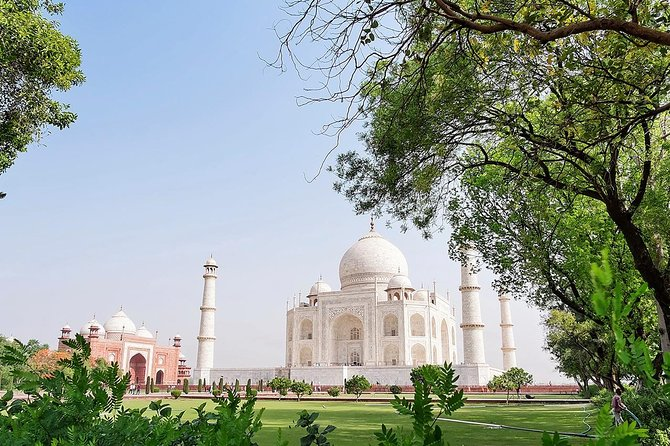 Private Tour of Taj Mahal, Agra with Optional to Book with Hotel
