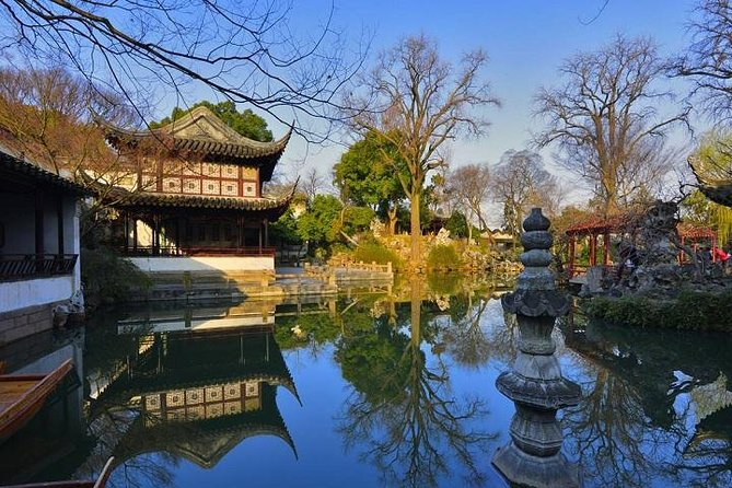 Private 2-day Suzhou & Hangzhou Highlights Tour by Bullet Train