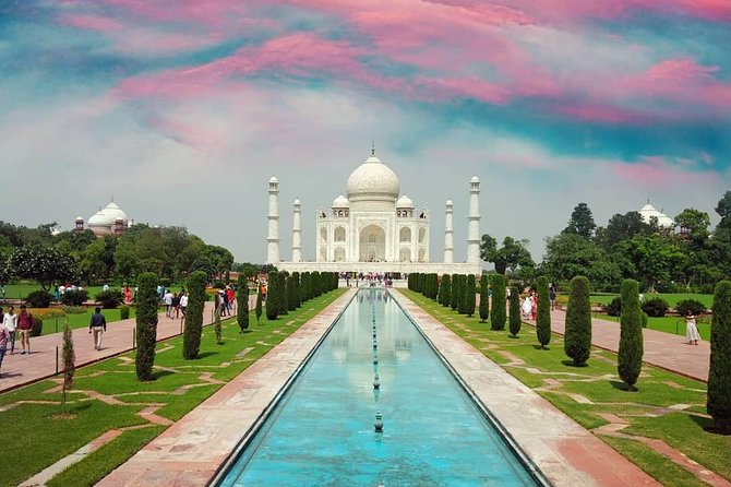 Taj Mahal Agra Overnight Tour from Delhi All Inclusive