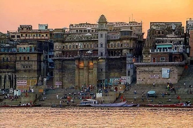 2 jours de visite exclusive à Varanasi