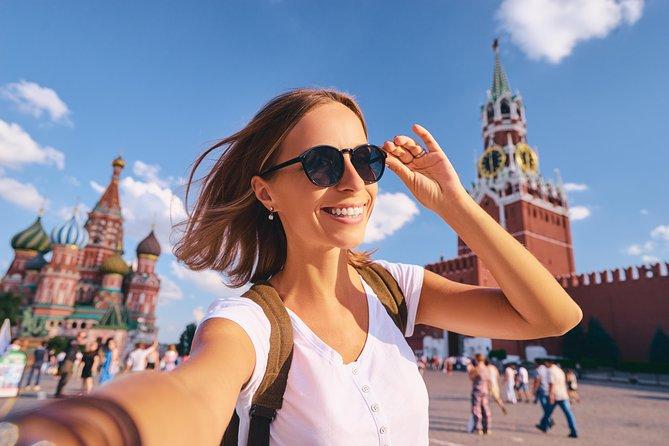 Moscow Shore Excursion