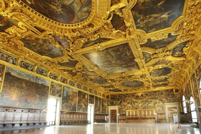 Skip the Line:Doge's Palace Reserved Entry-Tickets to 4 St Mark's Museums