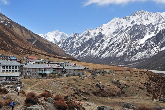Langtang Valley Trek 8 Days