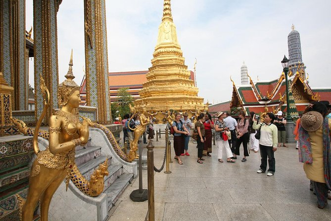 4-Day Guided Thailand Tour to Bangkok and Ayutthaya with Private Guide & Driver