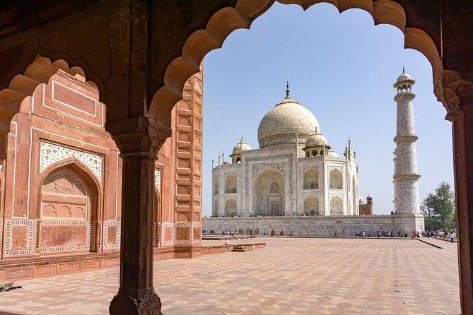 Delhi Agra jaipur tour !
