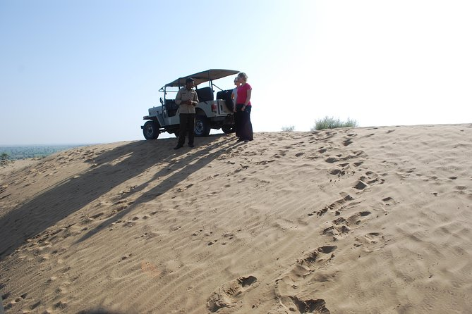 Manwar Sand Dunes Overnight stay