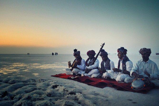 Rann Utsav Festival in Biggest White Desert of India
