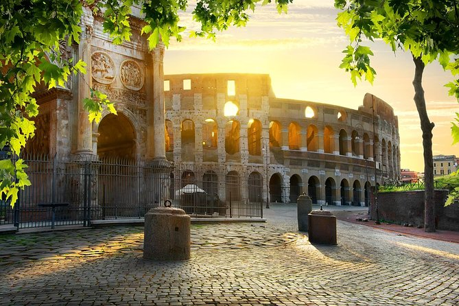 Colosseum-Roman Forum-Palatine Hill Fast Entry Pass