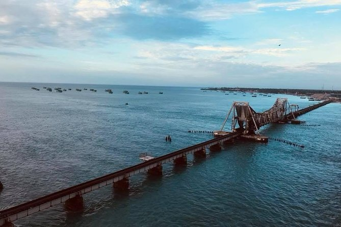 Private Full-Day Tour to Rameswaram on Pamban Island from Madurai