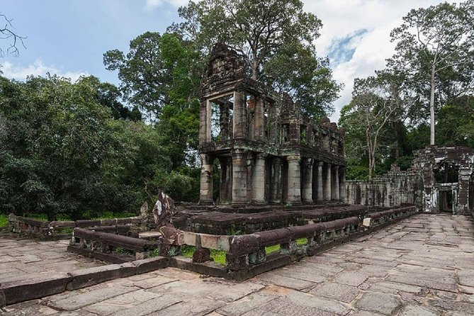 Angkor Wat 3Day Temple Tours
