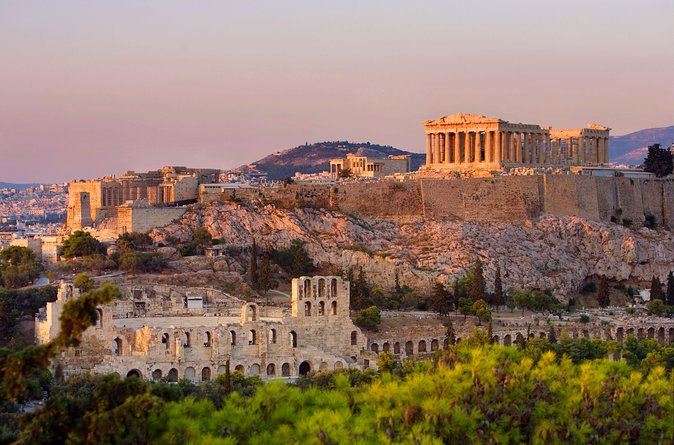 Full day Athens, Acropolis & Cape Sounion with lunch