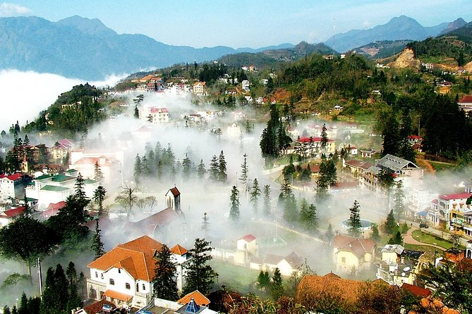 Explore Sapa 2 Days 1 Nights by Bus from Hanoi - Hotels