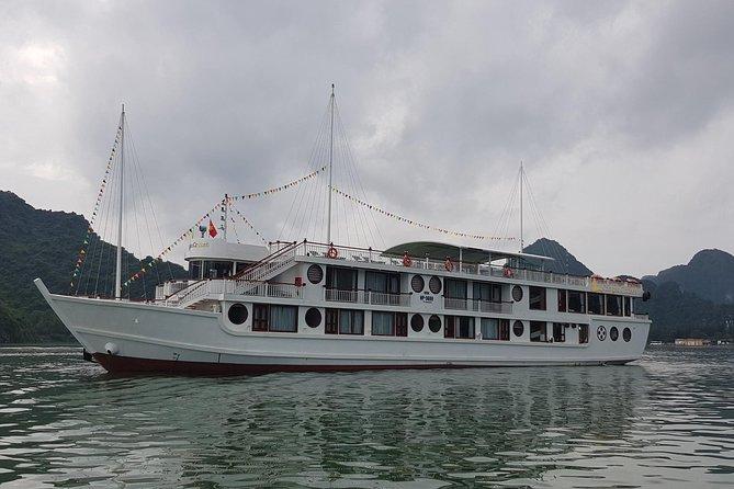 3 days cruise to Lan Ha Bay on Calypso Cruises