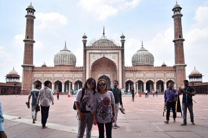 1 Day Delhi and 1 Day Taj Mahal Tour by Car