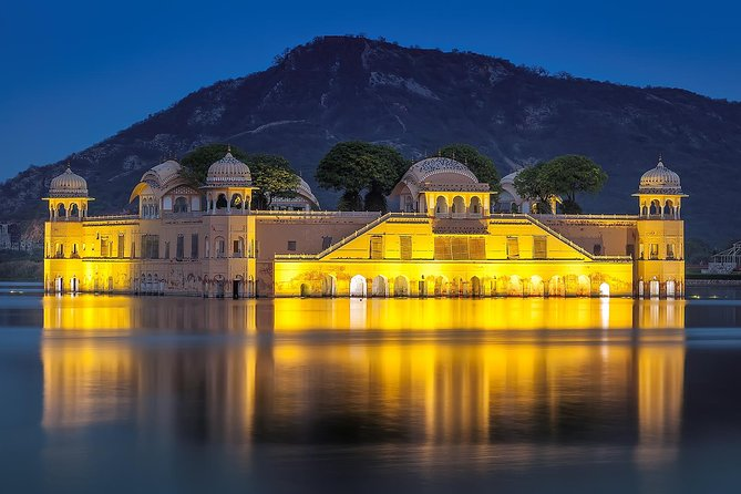 Private 2-Day Tour From Jaipur to Delhi By Car