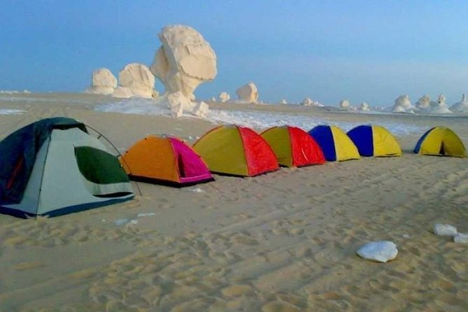 Overnight Trip Camping In White And Black Desert From Cairo
