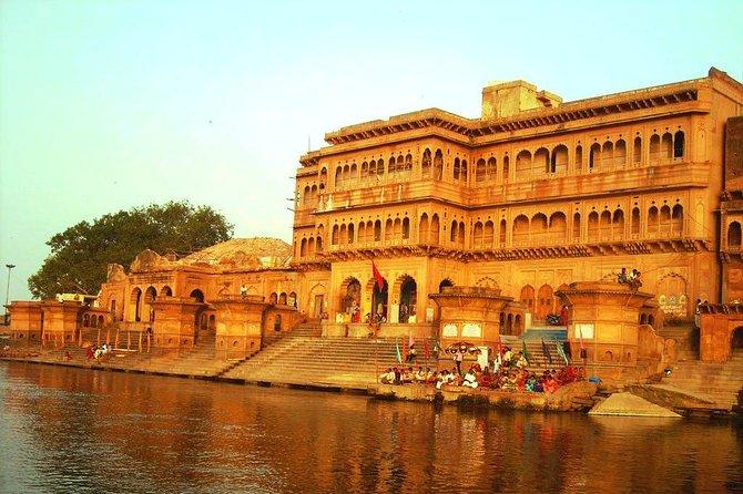 Private 5 Days Hare Rama Hare Krishna Delhi-Mathura -Vrindavan Temple Tours