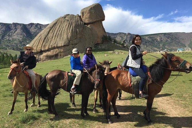 Ghenghis Khan Statue, Gun Galuut Nature Reserve and Terelj National Park 4 Days tour