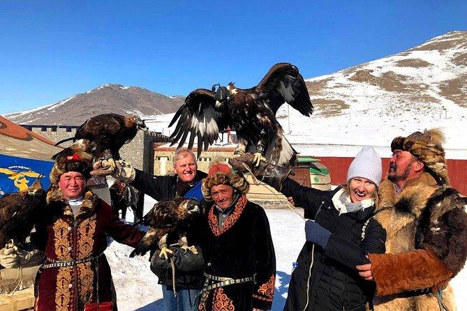 Eagle Festival- Western Mongolia Tour