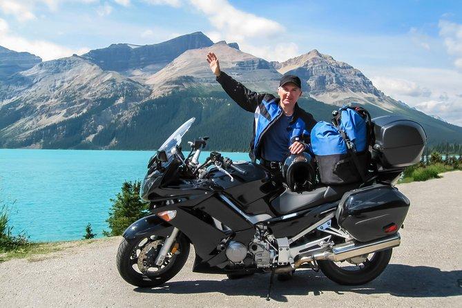 8 days Motorcycles Tour