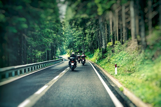 8 days Motorcycle Tour in Romania - Transalpina - Transfagarasan