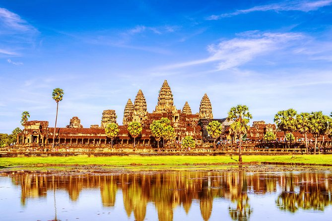 Siem Reap 3-Day Tour