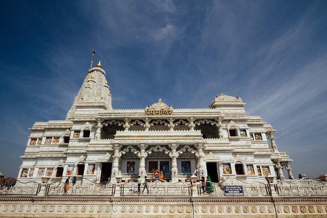 Private 2 Day Trip of Taj Mahal,Mathura and Vrindavan from Delhi