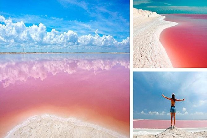 Holbox and unknown Yucatan Adventure, including Las Coloradas and Rio Lagartos
