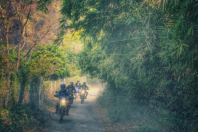 10 Day Myanmar Motorbike Tour