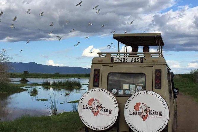 3-Day Wilderness mid-Range Tarangire Manyara Ngorongoro