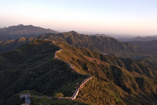 2 Days Forbidden City & Great Wall at Mutianyu Overnight Bus Group Tour