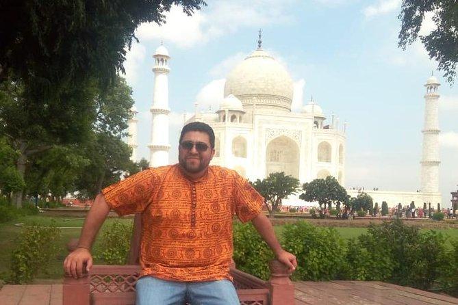 2 Days Private Trip : Taj Mahal Overnight Tour From Delhi
