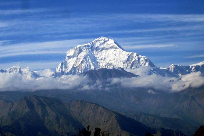 Ghorepani Poonhill Trek from Kathmandu | Best Short Trek in Nepal