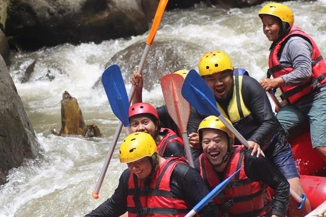 Bali Rafting Tour with Lunch