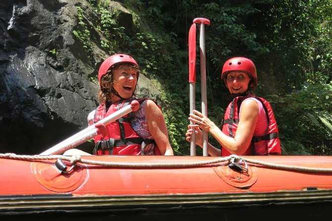 RAFTING & MONKEY FOREST UBUD TOUR
