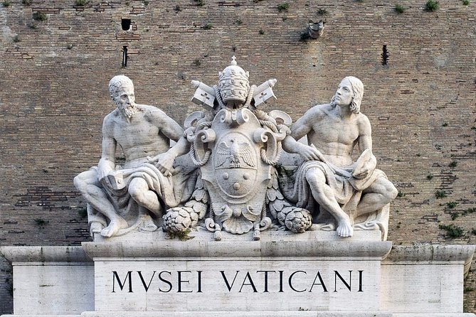 Vatican Museums and Sistine Chapel Skip-The-Line Fast Access 3 hours Guided Tour