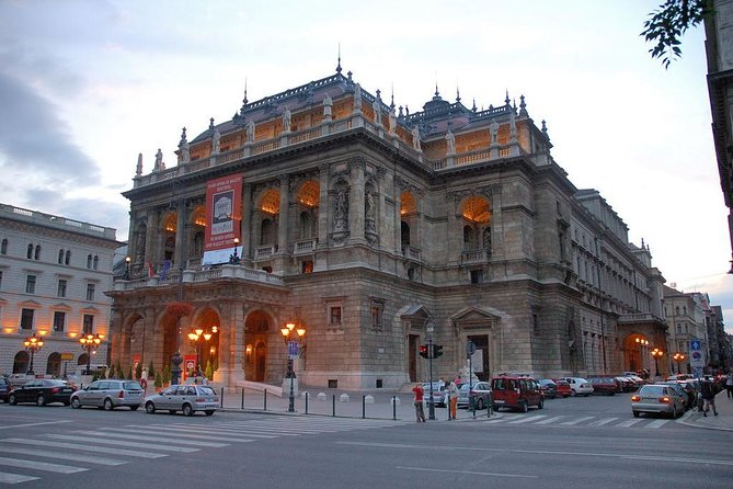 Budapest Self-Guided Audio Tour