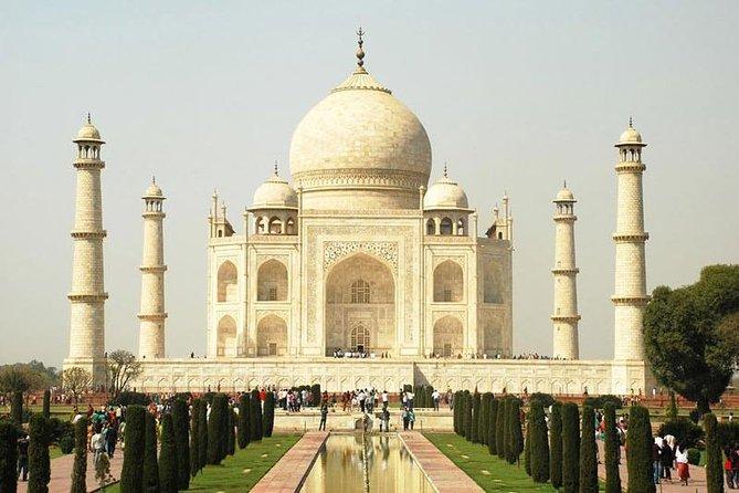 Private Same Day Taj Mahal Trip From Jaipur by Car