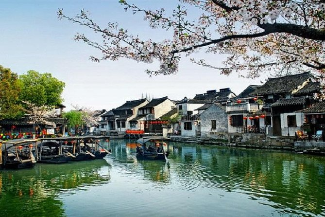 2-Day Hangzhou and Wuzhen Watertown Private Tour from Shanghai
