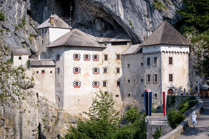 Postojna Cave & Predjama Castle with tickets - Small Group Experience from Piran