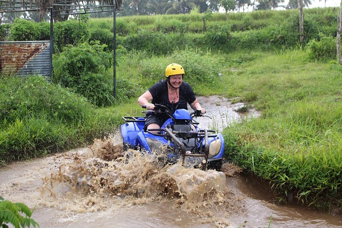 ATV Ride And White Water Rafting At Ayung River