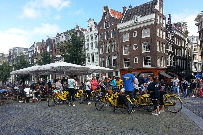 Small-Group Amsterdam Bike Tour